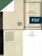 Montale e Il Libro Di Poesia Lucca Pacin