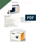 Digital Storage Oscilloscope DSO 25Mhz