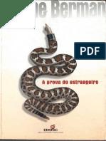A Prova Do Estrangeiro (Livro Completo) Antoine Berman