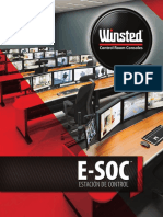 E-SOC Brochure Spanish