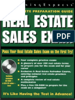 LearningExpress Editors - Real Estate Sales Exam