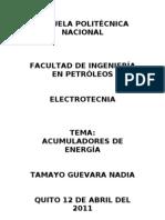 ACUMULADOR DE ENERGÍA
