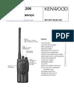 TK2202-2206 - Kenwood Manual de Servico