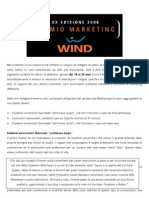 Piano per Premio Marketing Wind