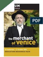 Merchant of Venice Resource Pack