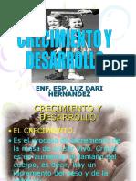 CRECIMIENTO- DESARROLLO-INFANTIL presentacion 2