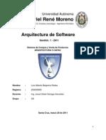 Informe Sistema de Compra y Venta Arquitectura 3 Capas