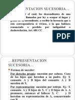 diapo 5 representacion sucesoria testamentos generalidades