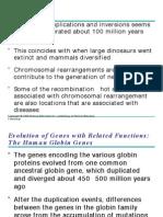 LSU Greer Genome Evolution