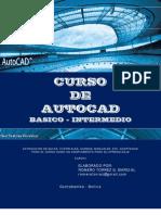 AutoCad basico-intermedio GABCIV