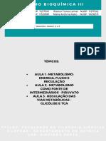 Resumo de Bioquímica III (1) (1)