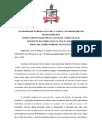 RESUMO - LEANDRO GONÇALVES MACHADO