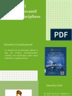 Relacion del DM con otras disciplinas