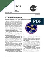 Nasa Facts STS-97
