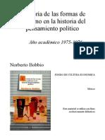 Teoría política de Aristóteles según Bobbio