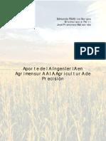 Agricultura Precision y agrimensura
