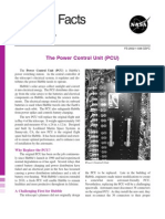 Hubble Facts the Power Control Unit (PCU)