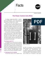 Hubble Facts the Power Control Unit (PCU)