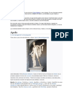 Apolo biografia