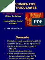 CRECIMIENTOS VENTRICULARES 1