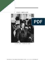 Paul Mellon
