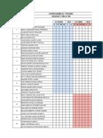 Cronograma Tutorias opc grado 2021 -2