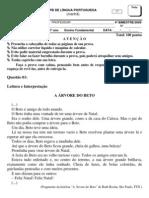 prova.pb.linguaportuguesa.1ano.manha.4bim