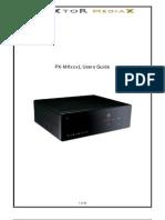 PleXtorMediaX User Manual_EN