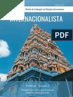 A Internacionalista - Volume 2 - Abril de 2021