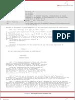 Decreto 170 del MinDef
