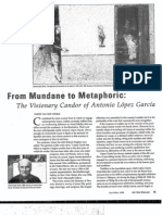 From Mundane to Metaphoric_The Visionary Candor of Antonio Lopez Garcia