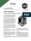 Nasa Facts STS-110