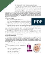 Phân tích chiến lược công ty(Nhóm 18-P&G)