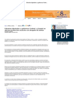 12-04-11 Exhortan diputados a gobiernos Federal y Estatal no afectar producción acuícola con dragado de bahías