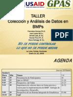Agricultura Precision Coleccion de datos BMP