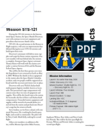 NASA Facts Mission STS-121