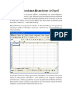 Manual aplicaciones financieras de Excel