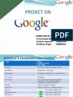 Google final