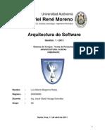 Informe Sistema de Compra y Venta Arquitectura 3 Capas con Hibernate