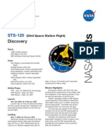Nasa Facts STS-120