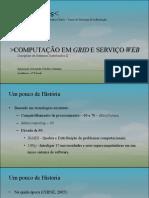 Computação em Grid e Serviço Web