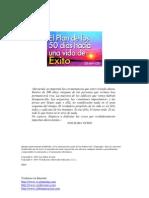 Vicedo Jose Maria - Plan 50 Dias Para El Exito