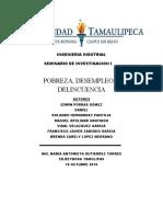 PROYECTO SEMINARIO DE INVESTIGACION