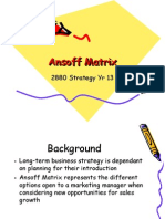 ansoff-matrix