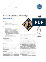 NASA Facts STS-124 Discovery