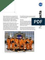 Nasa Facts STS-124