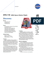 NASA Facts STS-119