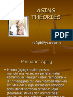 AGING THEORIES