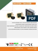 V231 - 0040 - BA Lecteur de proximité (1)