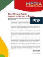 European Short Film Funding